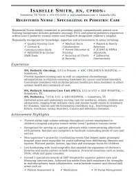 Nursing Resume Examples Assistant Resumes Samples Elegant Nurse Example Sample Labor And For Career Change