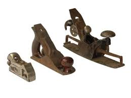 history of antique wood planes