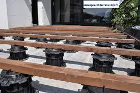 plot reglable pour terrasse bois plots terrasse bois plots pvc pour terrasse en bois