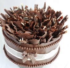 Chocolate Cake Packed with Ganache