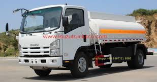 100 Diesel Fuel Tanks For Trucks 8000L Tank Truck NPR ISUZU