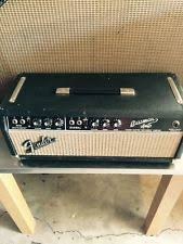 Fender Bassman Cabinet Screws by Fender Blackface Guitar Ebay