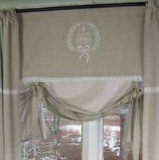 bestickte gardinen vorhänge fürs wohnzimmer günstig kaufen