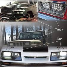 100 Work Lights For Trucks 6x4inch 45w Led Work Light Truck Driving Light