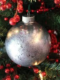 Rice Krispie Christmas Tree Ornaments by Mercury Glass Christmas Tree Ornaments Two Sisters Crafting
