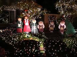 Christmas Tree Lane Alameda 2014 by Christmas Card Lane Rancho Penasquitos Christmas Lights See