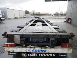 Krone 20 Ft - 30 Ft - 40 Ft - 45 Ft Semi-trailer €10500 - BAS Trucks