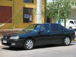 File Peugeot 605 2 0 SRi 1995 Wikimedia mons