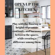Harmonious Open Kitchen To Dining Room by Living Room Dining Room Combo Proven Strategies To Nail Space Distri