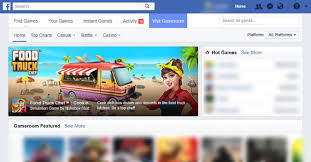 100 Food Truck Games Chef Gets Featured On Facebook And Gameroom Globally