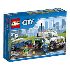 100 Lego City Tow Truck Amazoncom LEGO Great Vehicles Pickup 60081 Toys