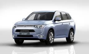 Mitsubishi Outlander Plug In Hybrid – Auto Shows – Car and Driver