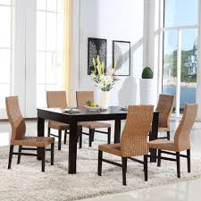 Hotsale Rattan Seagrass Table Basse And Chairs Set Tropical Restaurant  Furniture - Buy High Chair And High Table Outdoor Furniture,Table Basse And  ...