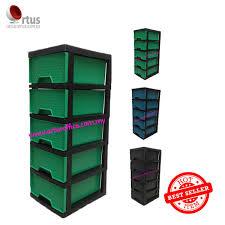 Wardrobe Clothes Storage Rack Multi Color
