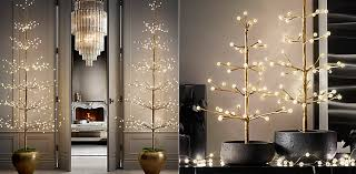 Northern Lights Starlit Tree Collection