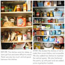Top 5 Pantry Organization Tips Pantry Makeover