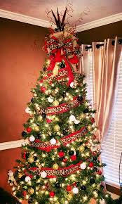 Decorators Warehouse Plano Texas by Leopard Decorated Christmas Tree Billingsblessingbags Org
