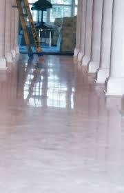 Refinishing Limestone Floors