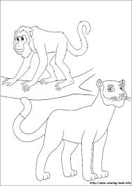 Go Diego Coloring Page 4 Is A From Kids BookLet Your Children Express Their Imagination When They Color The