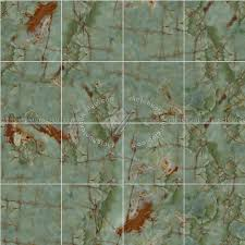 Green Onyx Marble Floor Tile Texture Seamless 14437