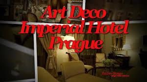 deco imperial hotel prague