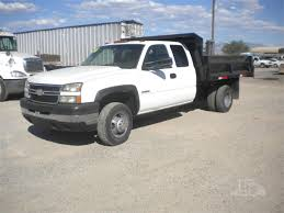 100 Omaha Truck Beds 2006 CHEVROLET 3500 For Sale In Tucson Arizona