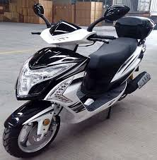 99 Assembled ROKETA 150cc Gas Scooter Fully Automatic With 13