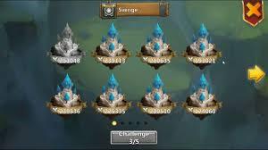 Castle Clash Pumpkin Duke Best Traits by Castle Clash Guild Wars Michael Sniping Team Vs 3 Gunslinger