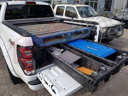 FORD RANGER DUAL CAB 2012on DECKED TRUCK BED STORAGE SYSTEM DRAWS ... 13 Nifty N New Products At Sema 2014 Motor Trend Help Us Test A Decked Truck Bed Storage System Page 7 Ford F150 Cooler Castrophotos Waterproof Box For Organizer Available 4wp And Abtl Auto Extras Ds3 851945005472 Ebay Drawer How I Built Out My Pickup Gearjunkie Decked Toyota Tacoma With Inbed