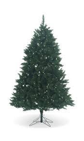 Image Washington Pine 65 Artificial Christmas Tree With Multi Color Changing LED Lights