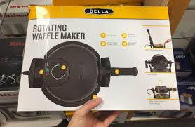 Kohls Christmas Tree Lights by Bella Rotating Waffle Maker As Low As 11 99 At Kohl U0027s Reg