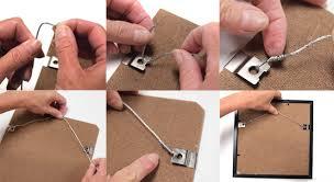 how to get ikea ribba frames to behave utr déco blog