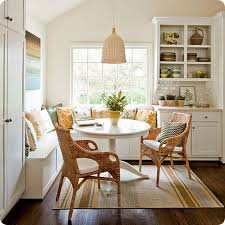 Eat In Kitchen Booth Ideas by Oooh I Would Love A Breakfast Nook I Like That This One Is Open