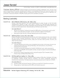 Sample Of Professional Resume Banking Samples Resumes Effective Cover Letter