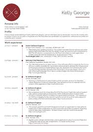 Resume Examples By Real People: Senior Software Engineer Resume ... Resume Examples Writing Tips For 2019 Lucidpress Project Management Summary Template Lkedin Example Caregiver Sample Monstercom Cv Templates Rso Rumes Product Manager Formal Design Executive Samples Professional Writer Ny Entrylevel And Complete Guide 20 30 View By Industry Job Title Unforgettable Administrative Assistant To Stand Out Your Application Elementary Teacher Genius 100 Free At Rustime