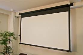 Ceiling Mount For Projector India by Spectrum Series Electric Screens Wall Ceiling Elite Screens