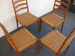 Tall Ladder Back Chairs With Rush Seats by Antique Ladder Back Chairs With Woven Seats U2014 The Clayton Design