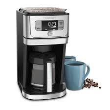 Burr Grind BrewTM 12 Cup Coffeemaker