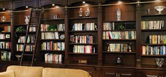 Design A Striking Home Library | Shelves And Cabinets How To Diy Best Home Library Designs 35 Ideas Reading Nooks At Small Design Myfavoriteadachecom Simple Small Home Library And Reading Room Design Ideas Image 04 Within Office Room General Tower Elevator Pictures Of Decor Impressive For 2017