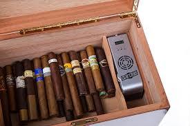 Cigar Cabinet Humidor Uk by Amazon Com Cigar Oasis Excel Electronic Cigar Humidifier Health