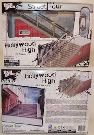 Tony Hawk Tech Deck Half Pipe by Tech Deck Skateparks 96mm Fingerboards Handboards Skateboards