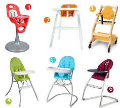 shopping guide a rainbow of high chair flavors buymodernbaby com