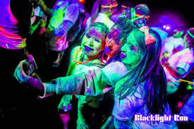Blacklight Run Fort Worth May 12 2018 Fort Worth TX 2018