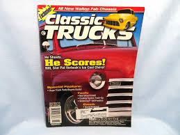 CLASSIC TRUCKS - (Magazine) - May, 2001 - $0.99 | PicClick Big Rig Hire Uk American Truck Blog Gallery Custom Auto Interiors Classic Trucks Magazine Fresh 1002 Lrmp 01 O 1939 Gmc Truck Front 1 Classic Truck Magazine Winter 2012 220 Pclick Old Chevy Models Awesome Word Magazine Feb 2018 Daf 95series Revamp F16 Truckfest Vintage Commercials April 2010 Dodge Commandoatkinson Pics Photos Daytona Turkey Run Event 1933 Dodge Hemi Modeler Celebrates Its First Year Of Rokold 2800 And Fridge Combination Flickr