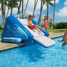Splish And Splash On This Awesome Intex Water Slide! This ... 25 Unique Slip N Slide Ideas On Pinterest In Giant Backyard Water Parks Splash Recycled Commerical Water Slides For Sale Fix My Slide Diy Backyard Outdoor Fniture Design And Ideas Residential Pool Pools Come Out When Youre Happy How To Turn Your Into A Diy Pad 7 Genius Hacks Sprinklers The Boy Swimming Pools Waterslides Walmartcom N But Combing Duct Tape Grommets Stakes 54 Best Images Summer Fun 11 Infographics Freeze