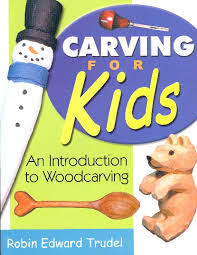 carving books for beginners from little shavers
