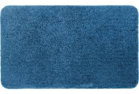 schöner wohnen badteppich santorin blau des 001 col 020 55x65 cm