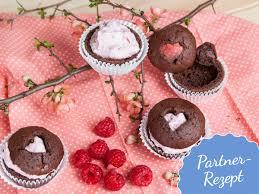 laktosefreie muffins mit himbeeren