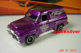 1955 Ford F-100 Panel Delivery | Model Trucks | HobbyDB