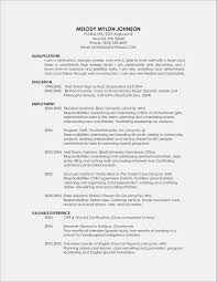 Sample Resume Graduate School Application Psychology New Phd Examples